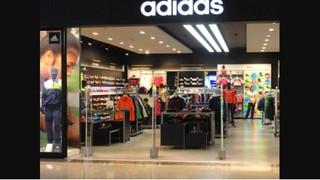 Photo of the November 13, 2017 9:50 PM, Adidas, Centre Commercial Atlantis, 44800 Saint-Herblain, France