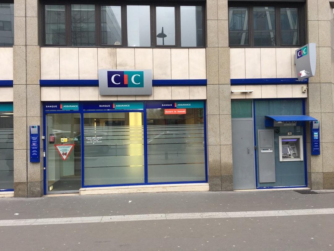 Foto vom 10. März 2017 13:40, Agence CIC LE KREMLIN BICETRE, 86 Avenue de Fontainebleau, 94270 Le Kremlin-Bicêtre, Frankreich