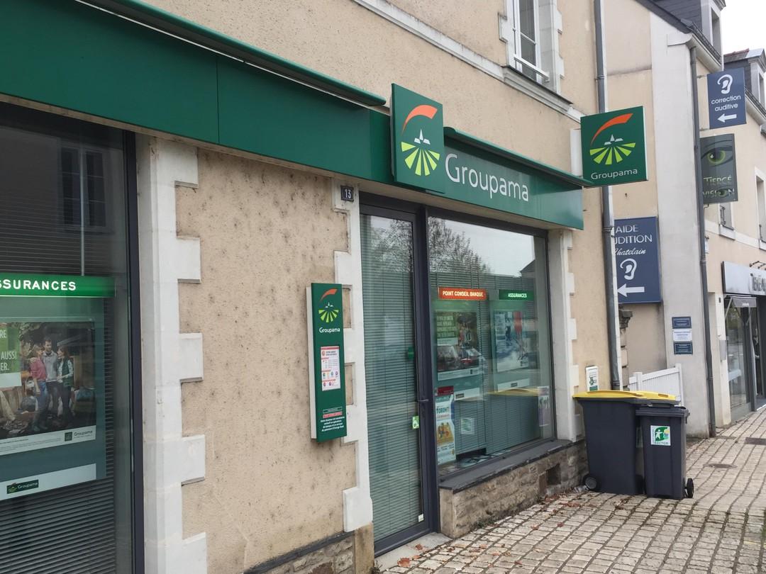 Photo du 19 novembre 2017 19:26, Agence Groupama Tierce, 13 Place de la Mairie, 49125 Tiercé, France