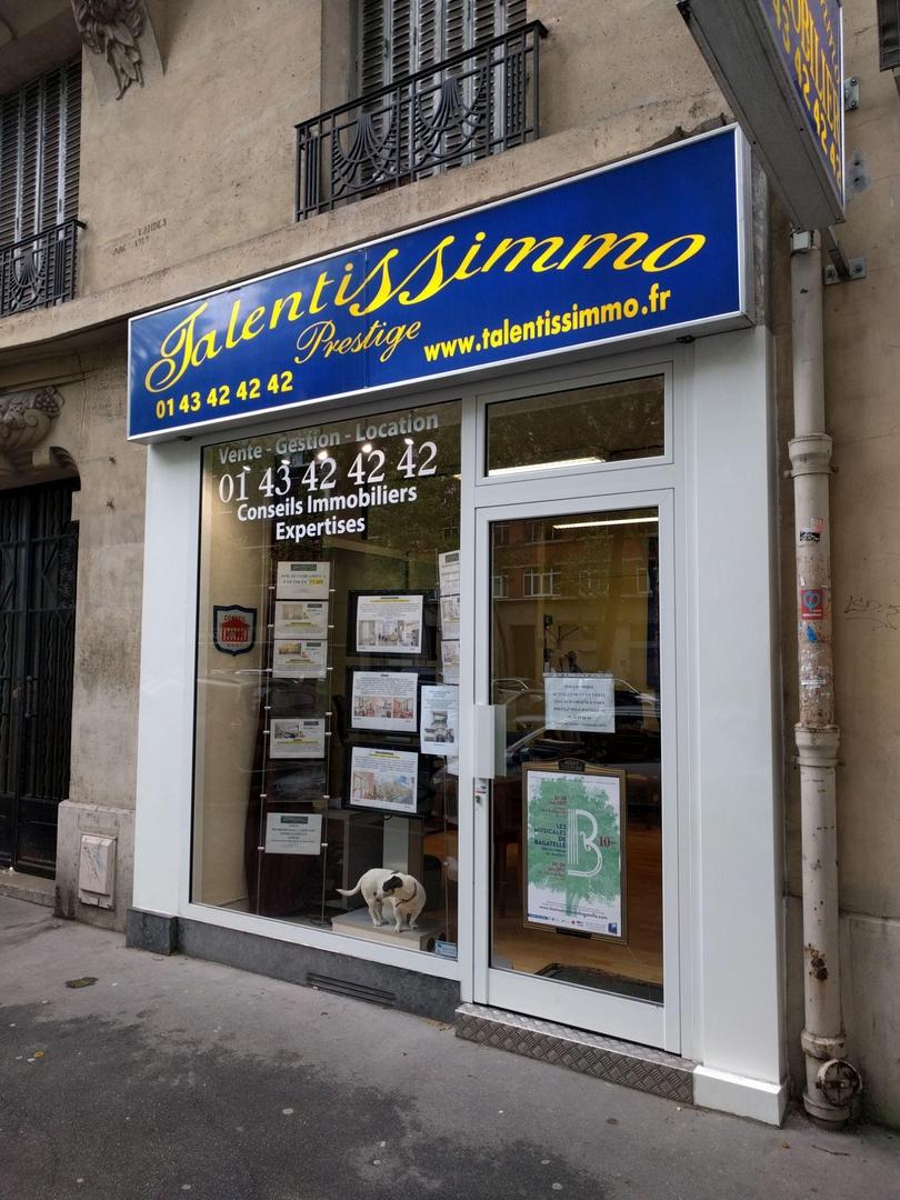 Foto vom 6. Mai 2017 15:54, Sarl Talentissimmo, 61 Boulevard de Reuilly, 75012 Paris, Frankreich