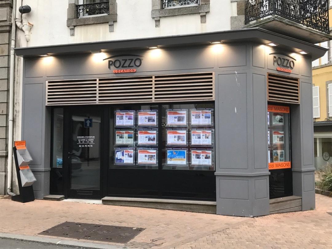 Photo du 11 mars 2017 17:04, Agence Pozzo, 43 Rue Paul Poirier, 50400 Granville, France