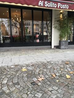 Photo du 7 décembre 2017 11:22, Al Solito Posto, 91 Rue Saint-Martin, 75004 Paris, Frankreich