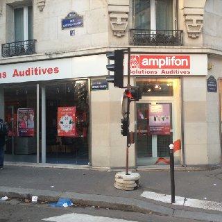 Photo of the December 3, 2016 6:09 PM, Amplifon, 26 Avenue Jean Moulin, 75014 Paris, France
