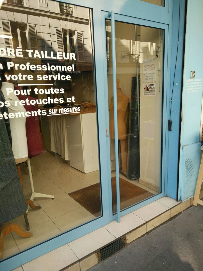 Photo du 25 mars 2017 09:53, André Talleur, 6 Rue Boulle, 75011 Paris, France