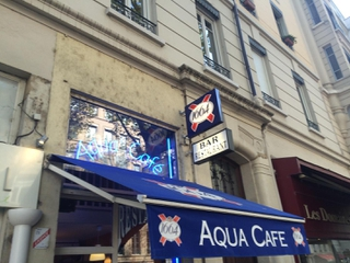 Foto del 7 de septiembre de 2017 8:48, Aqua Café, 7 Boulevard des Brotteaux, 69006 Lyon, France