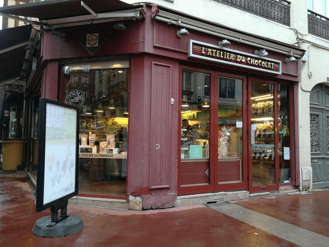 Foto vom 30. Januar 2018 14:14, Atelier du Chocolat, atelier boutique de Rouen, 111 Rue des Carmes, 76000 Rouen, Frankreich