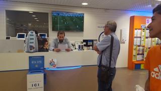 Photo of the July 26, 2018 11:22 AM, Atol mon Opticien Saint Jouan Des Guerets, Centre Commercial CORA, 35430 Saint-Jouan-des-Guérets, France