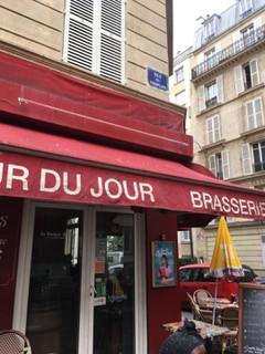 Photo du 10 novembre 2017 13:46, Au Bonheur du Jour, 52 Rue du Simplon, 75018 Paris, France
