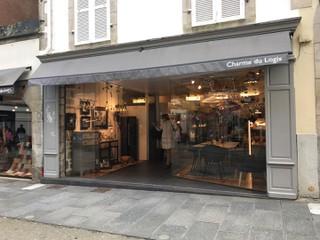 Photo of the February 20, 2018 1:46 PM, Au Charme du Logis, 21 Rue du Chapeau Rouge, 29000 Quimper, France