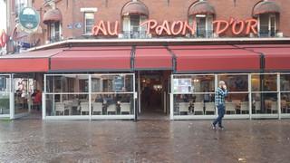 Photo of the October 22, 2017 3:29 PM, Au Paon D'Or, 2 Rue du Faubourg de Béthune, 59000 Lille, France