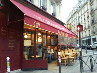 Photo du 7 janvier 2018 15:37, Au Petit Suisse, 16 Rue de Vaugirard, 75006 Paris, Francia