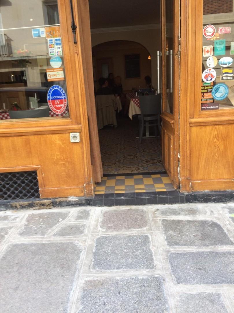 Foto vom 23. September 2017 12:42, Au Petit Tonneau, 20 Rue Surcouf, 75007 Paris, Frankreich