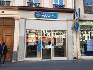 Photo du 21 septembre 2017 12:42, Audika hörselklinik, 5 Boulevard Saint-Martin, 75003 Paris, France