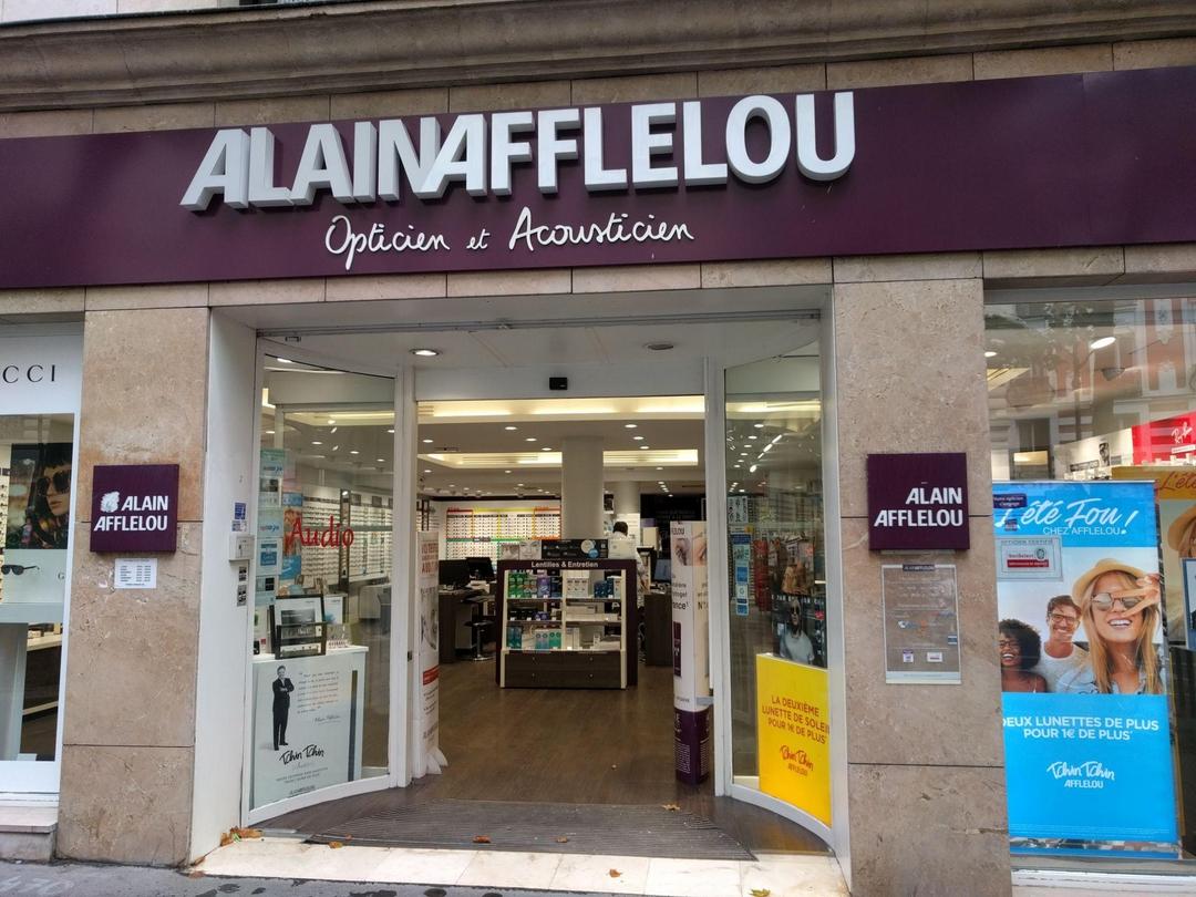 Foto del 27 de julio de 2017 7:35, Alain Afflelou, 242 Rue des Pyrénées, 75020 Paris, Francia