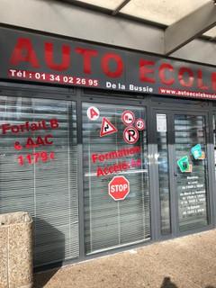 Photo du 23 juin 2018 16:55, Auto Ecole de la Bussie, 4 Place du Rendez Vous, 95490 Vauréal, France