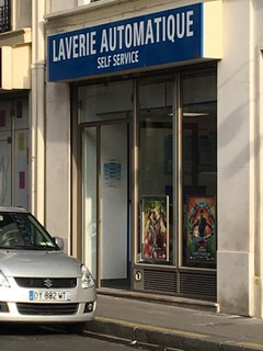 Photo of the October 17, 2017 2:13 PM, Automatic-Lavery-Pressing, 55 Rue Lauriston, 75116 Paris, France