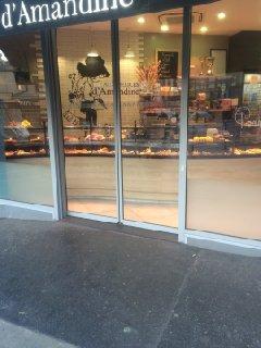 Photo of the December 3, 2016 2:28 PM, Aux Delices D'amandine, 81 Rue de Paris, 93260 Les Lilas, France