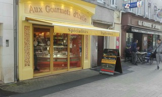Foto del 15 de noviembre de 2017 12:40, Aux Gourmets d'Italie, 103 Rue Saint-Sever, 76100 Rouen, France