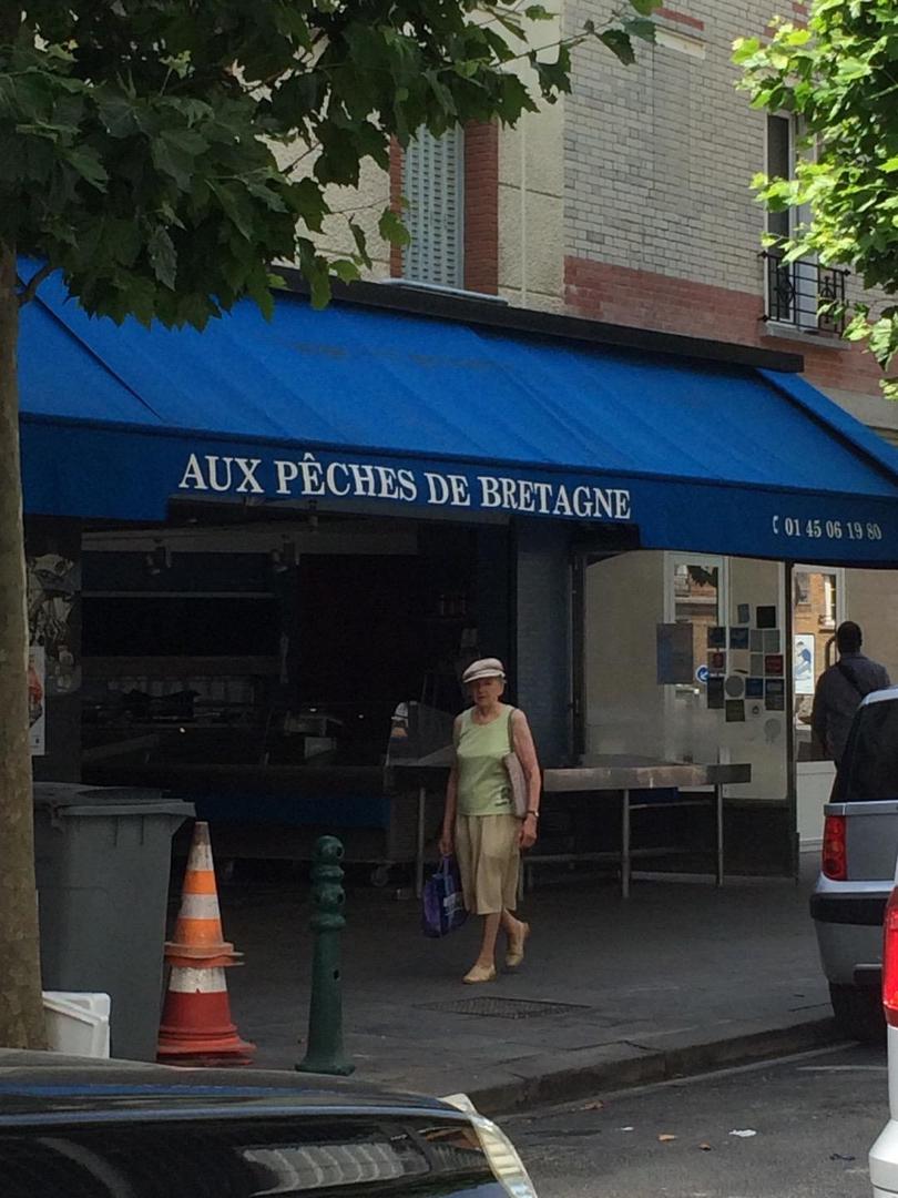 Photo of the June 22, 2017 9:15 AM, Aux Pêches de Bretagne, 14 Bis Avenue Edouard Vaillant, 92150 Suresnes, France