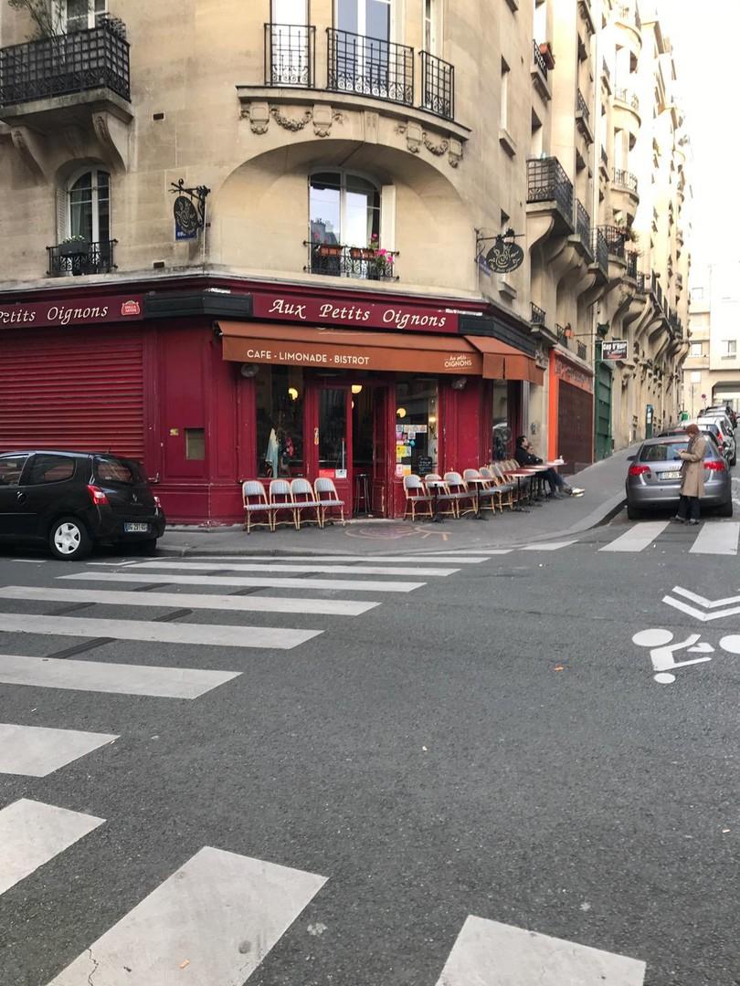 Photo du 1 novembre 2017 08:07, Aux Petits Oignons, 11 Rue Dupont de l'Eure, 75020 Paris, France
