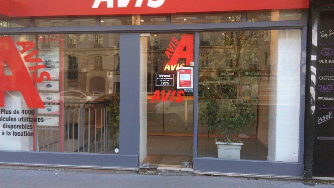 Photo of the November 28, 2016 1:46 PM, Avis Location Voiture Paris Voltaire, 241 Bld Voltaire 11th, Place De La Nation, 75011 Paris, France