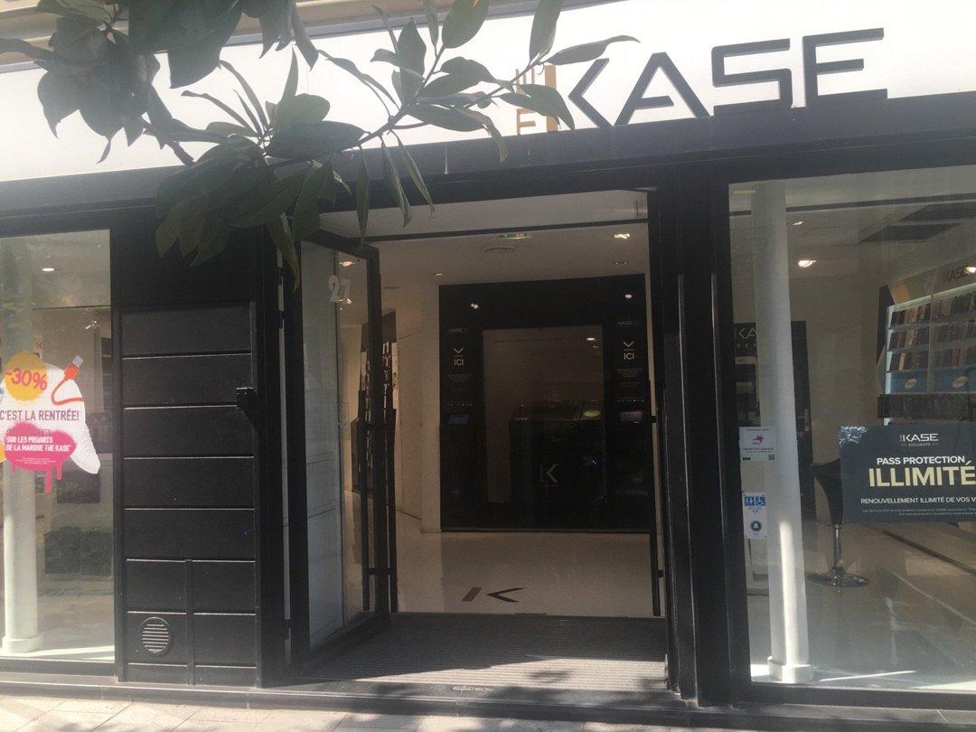 Foto vom 26. August 2016 11:59, The Kase, 27 Rue Madeleine Michelis, 92200 Neuilly-sur-Seine, Frankreich