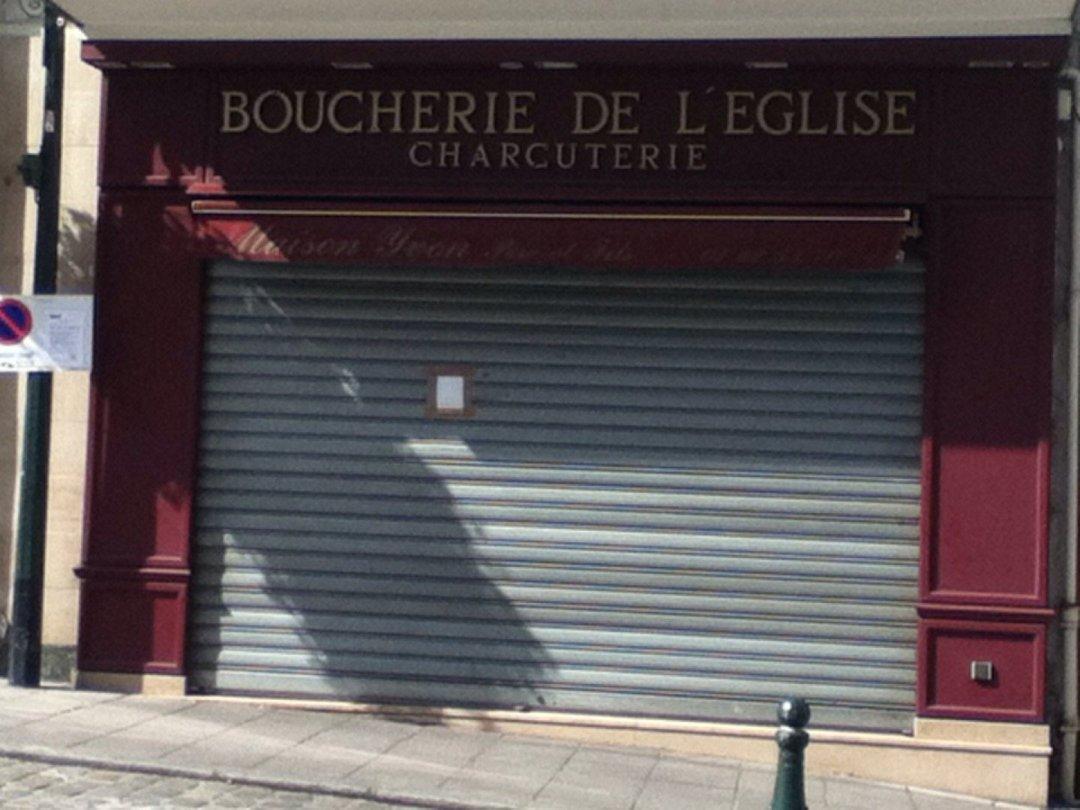 Foto vom 9. August 2016 13:42, Boucherie de L'Eglise, 5 Avenue Henri Ravera, 92220 Bagneux, Frankreich