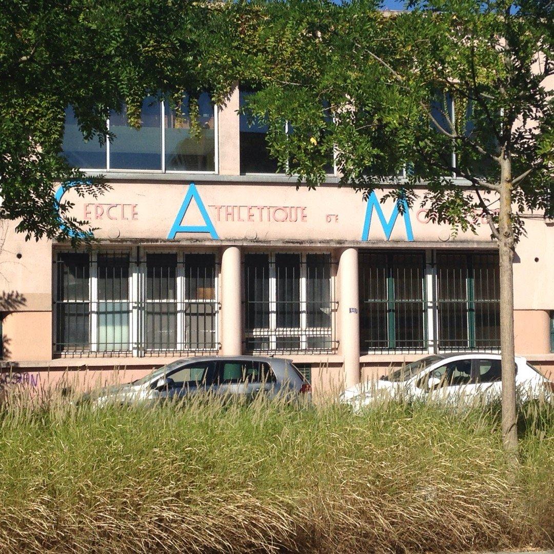 Foto vom 3. September 2016 13:59, Athletic Club Montrouge - CAM, 60 Avenue Marx Dormoy, 92120 Montrouge, Frankreich