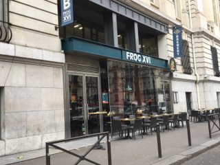 Foto del 22 de noviembre de 2016 10:34, Frog XVI, 110 bis avenue Kléber, 75016 Paris, Frankreich