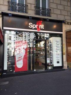 Foto del 26 de agosto de 2016 8:46, SPRINT, 14 Avenue de Wagram, 75008 Paris, Frankreich
