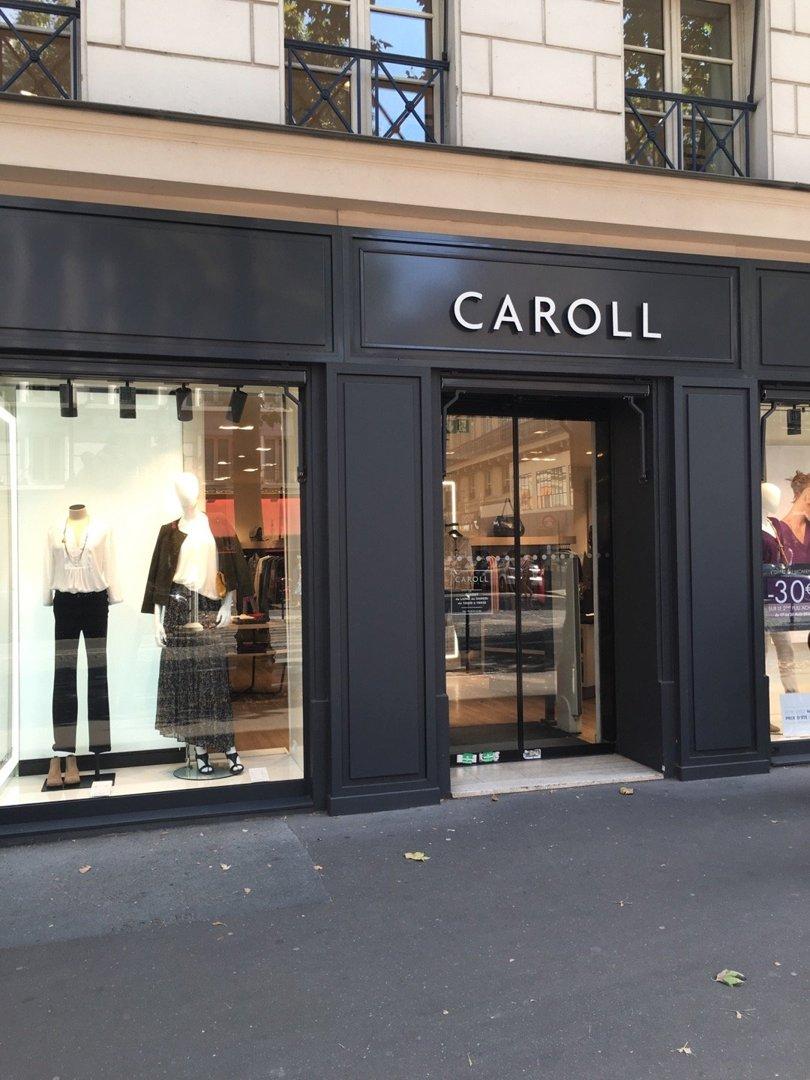 Foto del 26 de agosto de 2016 12:33, Caroll, 20 Rue Tronchet, 75008 Paris, Francia