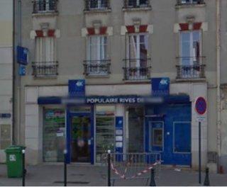 Foto vom 1. November 2016 15:17, Banque Populaire Rives de Paris, 3 Rue de la République, 92220 Bagneux, France