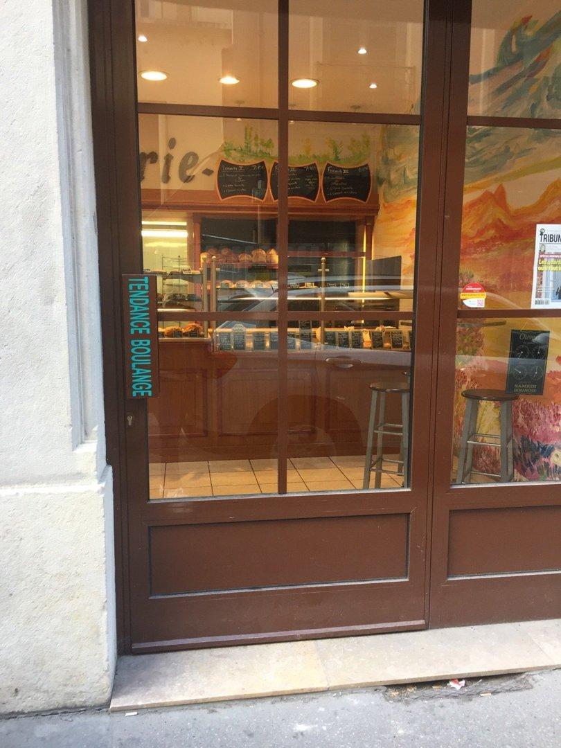 Photo of the October 18, 2016 1:55 PM, Artisan Boulanger, 24 Rue du Plat, 69002 Lyon, France