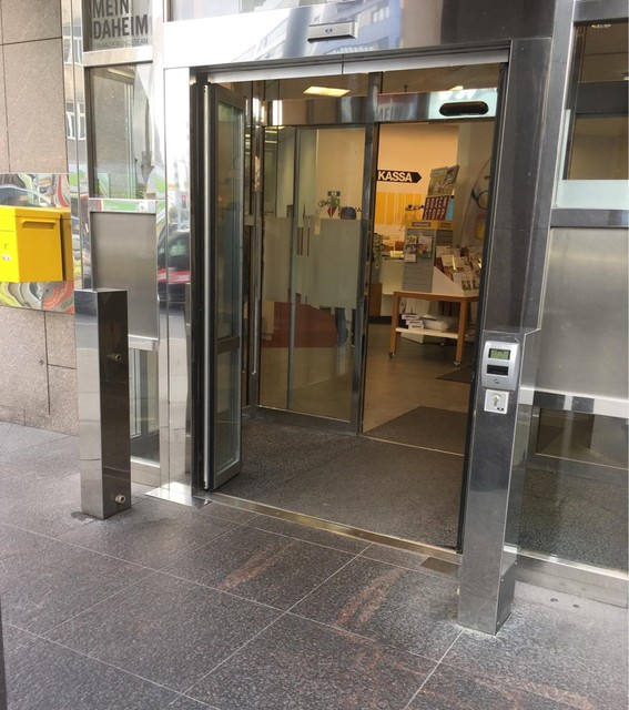 Bawag Psk Branch And Post Wien Detailed Accessibility Jaccede
