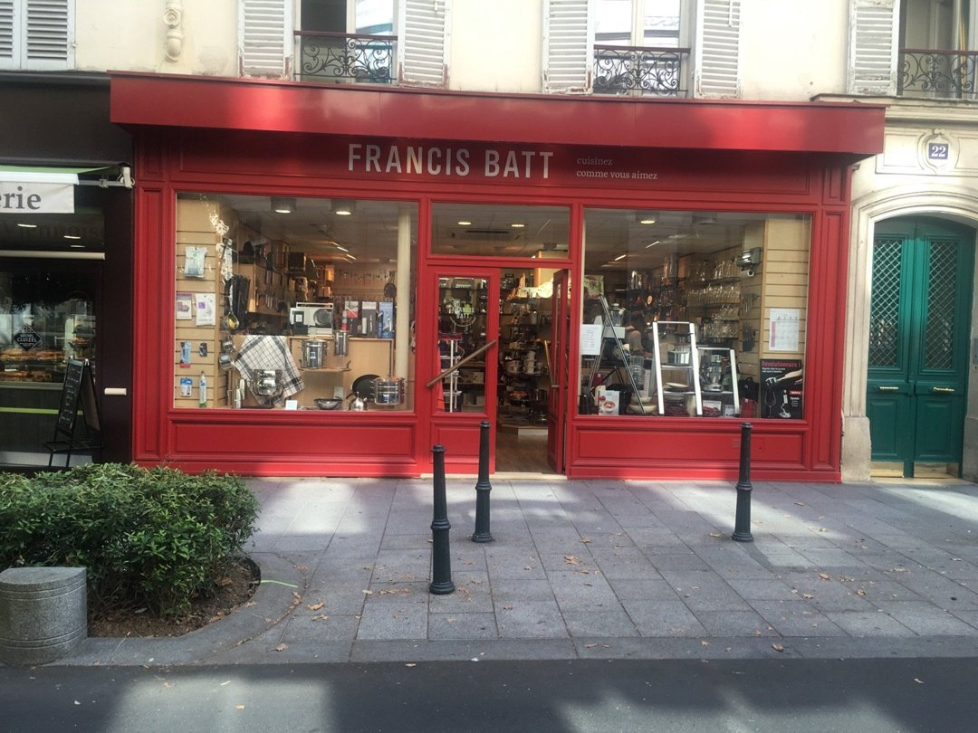 Photo of the August 26, 2016 9:50 AM, Francis BATT, 22 Rue des Huissiers, 92200 Neuilly-sur-Seine, France