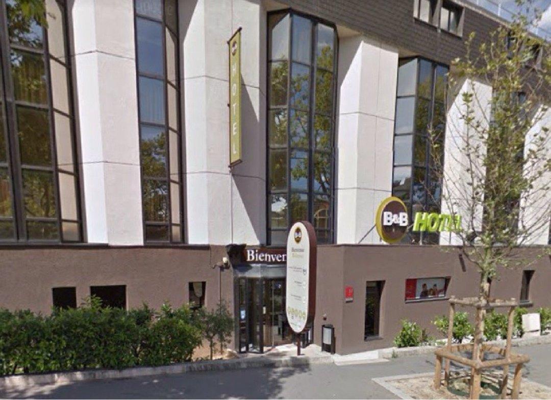Foto del 9 de diciembre de 2016 18:22, B&B Hôtel Paris Châtillon, 40 Avenue de Verdun, 92320 Châtillon, Francia