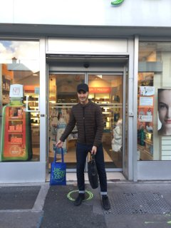 Photo of the October 18, 2016 1:57 PM, Pharmacie lafayette, 248 Cours Lafayette, 69003 Lyon, France