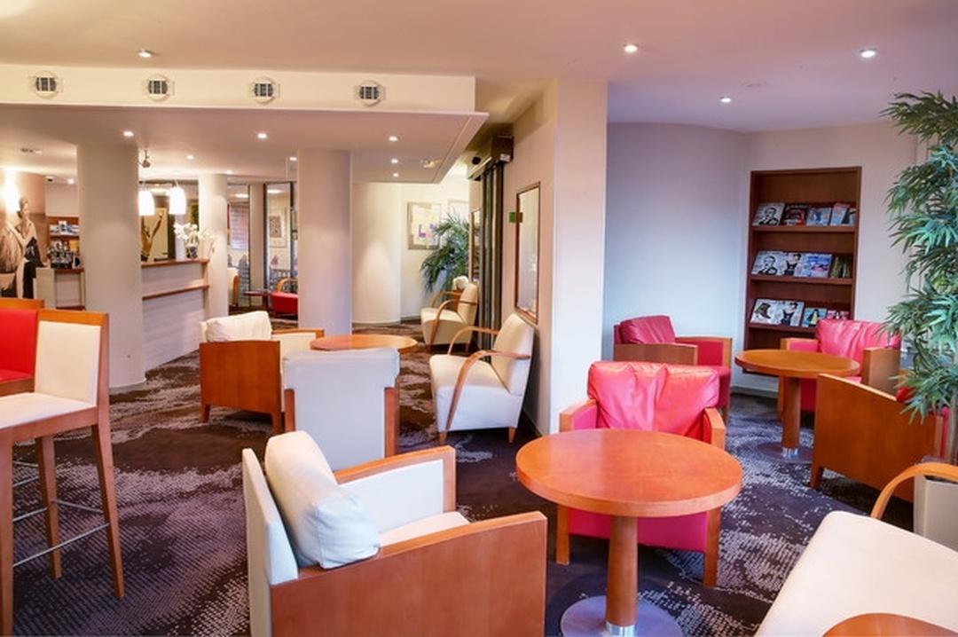 Foto vom 5. Februar 2016 18:57, Best Western Hotel Perros Guirec - Hotel & Spa Les Bains, 100 Avenue du Casino, 22700 Perros-Guirec, Frankreich