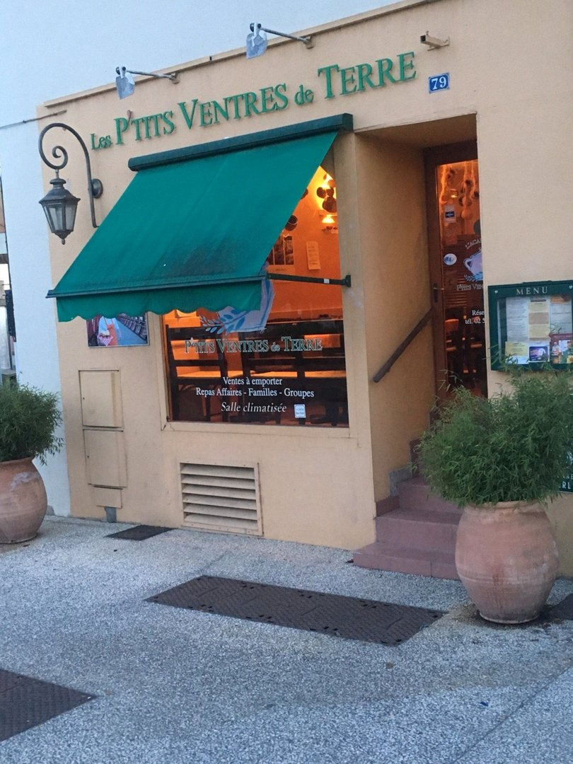 Foto vom 26. Juli 2016 19:51, Les P'tits Ventres de Terre, 79 Boulevard du Maréchal Leclerc, 85000 La Roche-sur-Yon, Frankreich