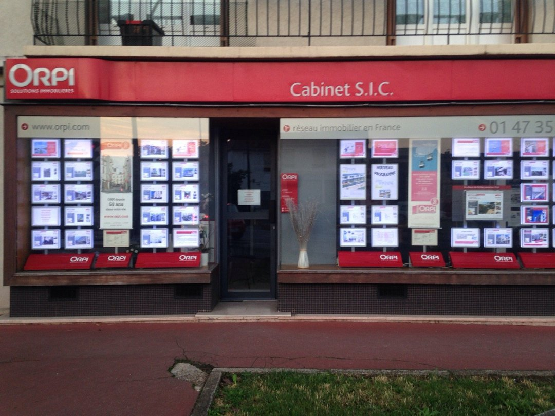 Photo of the September 22, 2016 5:42 AM, ORPI Cabinet S.I.C., 1 Avenue du Général de Gaulle, 92220 Bagneux, France