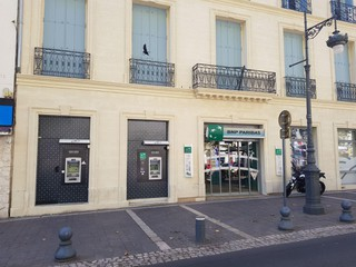 Photo of the September 13, 2017 12:51 PM, BNP Paribas - Beziers, 34 Allées Paul Riquet, 34500 Béziers, France