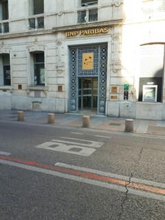 Foto vom 20. September 2017 16:26, BNP Paribas - Avignon, 39 Rue de la République, 84000 Avignon, France