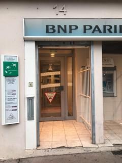 Photo of the November 17, 2017 2:31 PM, BNP Paribas - Enghien Les Bains, 14 Rue du Départ, 95880 Enghien-les-Bains, France