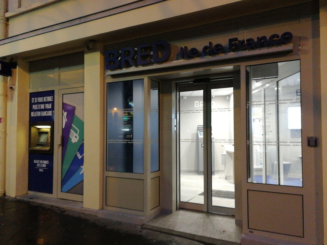 Photo of the January 4, 2018 4:24 PM, Banque Populaire, 136 Avenue Gambetta, 75020 Paris, France