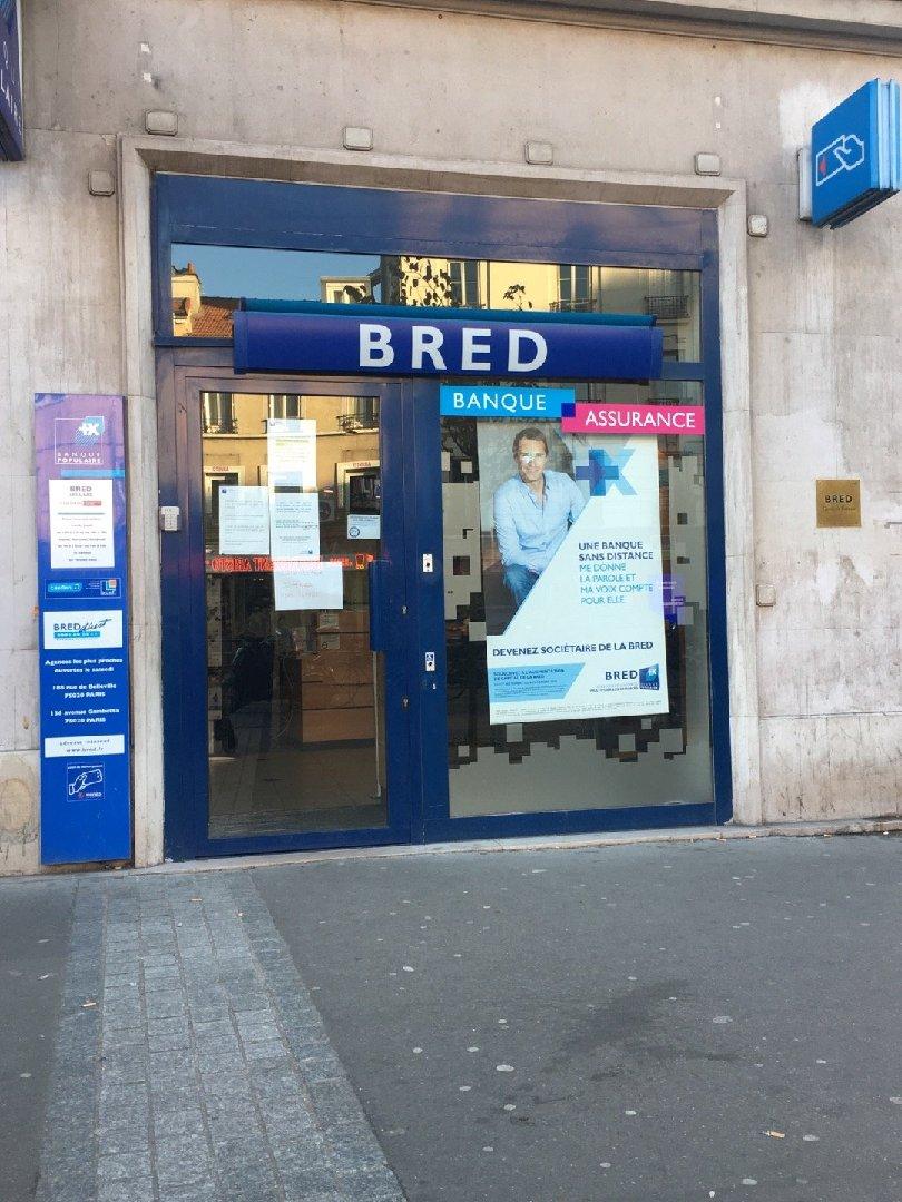 Photo of the December 3, 2016 2:14 PM, BRED-Banque Populaire, 2 Boulevard de la Liberté, 93260 Les Lilas, France