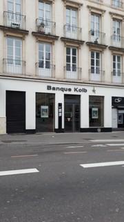 Photo of the November 21, 2017 7:18 AM, Banque Kolb - Nancy (Particuliers et professionnels), 17 Rue Saint-Dizier, 54010 Nancy, France