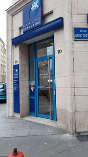 Photo of the November 21, 2017 7:21 AM, Banque Populaire Alsace Lorraine Champagne, 10 Rue Saint-Dizier, 54000 Nancy, Francia