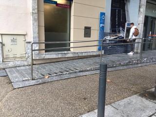 Photo of the October 19, 2017 2:50 PM, Banque Populaire du Sud, 38 Boulevard Georges Clemenceau, 66966 Perpignan, France