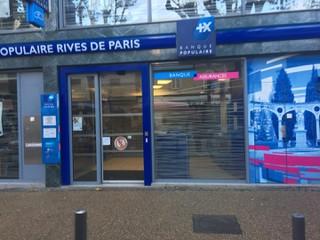 Foto del 19 de noviembre de 2017 9:02, Banque Populaire, 33 Boulevard de Strasbourg, 93600 Aulnay-sous-Bois, Frankreich