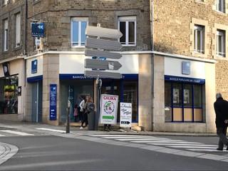 Photo du 20 octobre 2017 15:40, Banque Populaire Grand Ouest, 18 Rue de la Constitution, 50300 Avranches, France